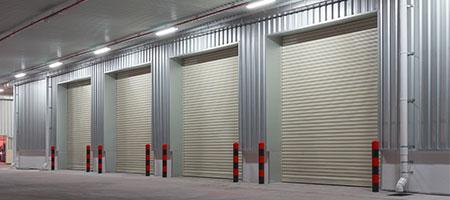 industriële roldeur plaatsen Overijssel